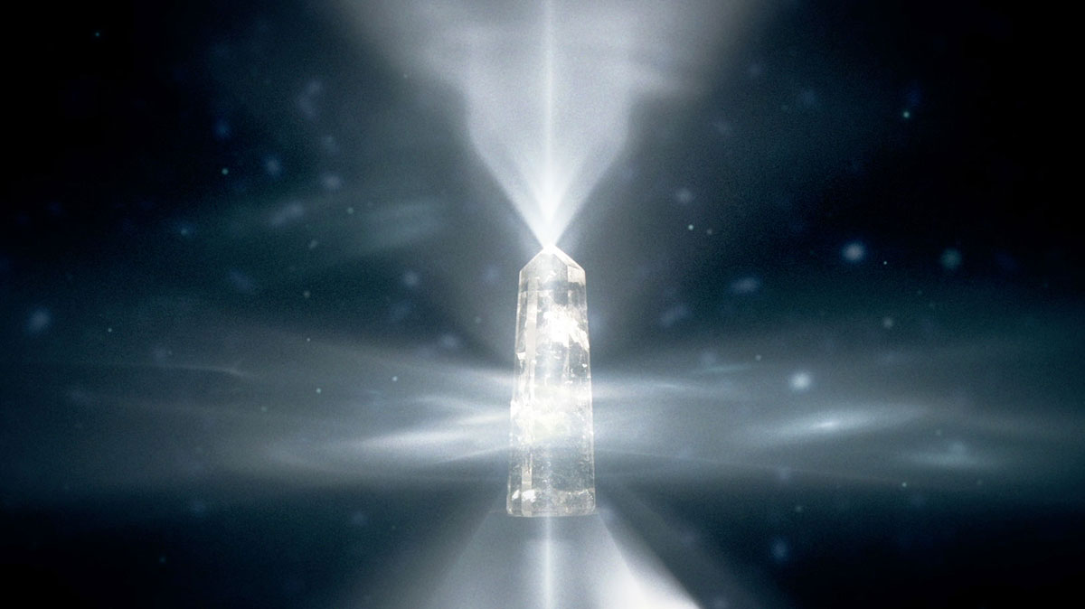 "Screenshot from ""Crystal Visions"""