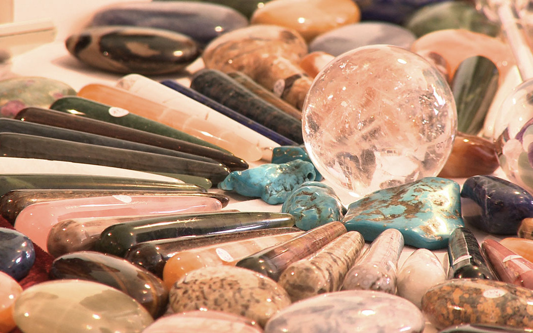 The 10 Best Healing Stones - Crystal Visions